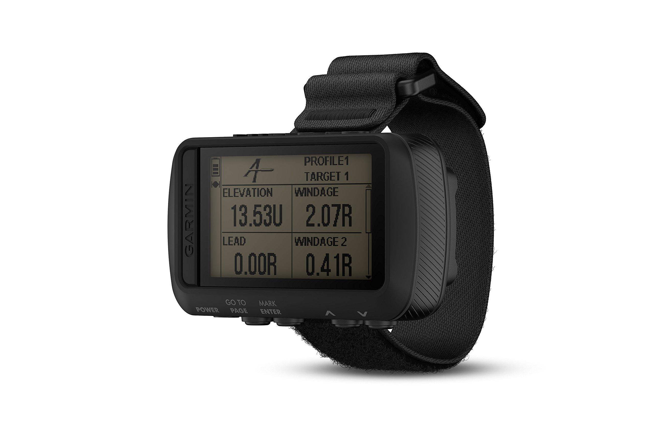Thames Garmin Foretrex 701 Ballistic Edition, GPS, WW 1