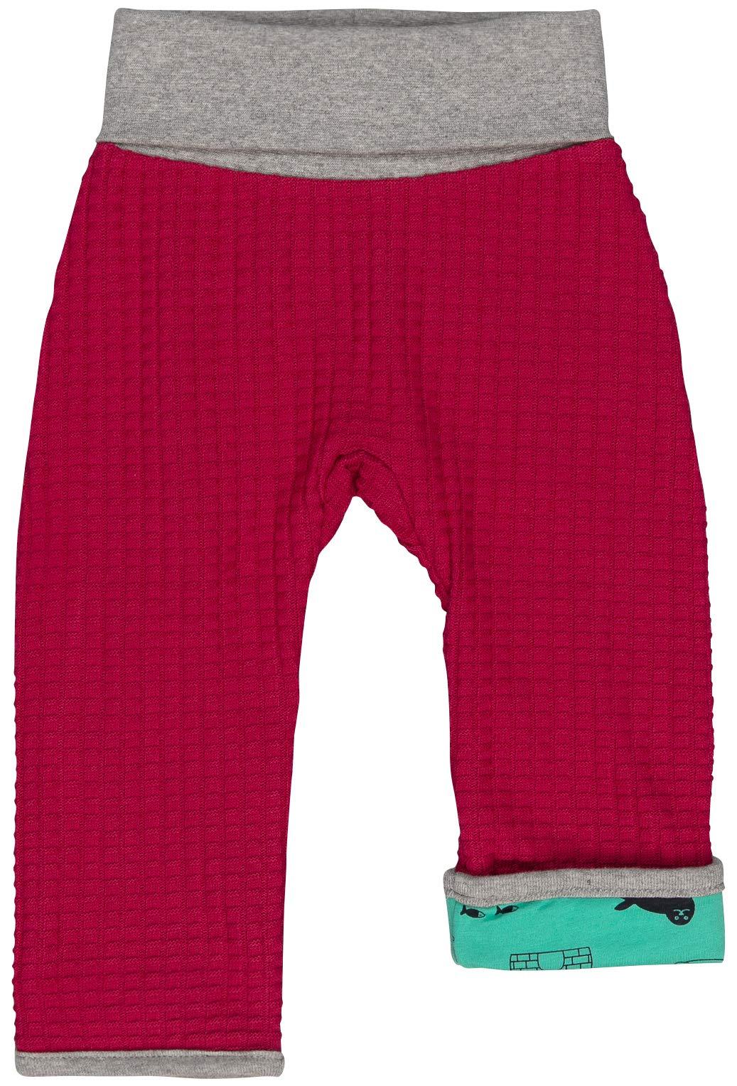 loud + proud Wendehose Strick Aus Bio Baumwolle, Gots Zertifiziert Pantalones para Bebés 1