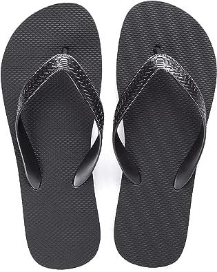 Womens Ladies Mens Rubber Flip Flops Holiday Beach Pool Jelly Sandals Sliders