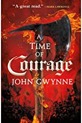 A Time of Courage (Of Blood & Bone Book 3) Kindle Edition