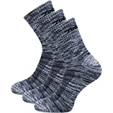 Toes&Feet Men's Anti-Odor Deodorant Quarter Cushion No Blister Sports Socks