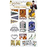 Harry Potter - Set di 35 Tatuaggi Temporanei - Ufficiale