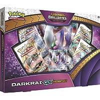 Pokemon- Coffret Collection Légendes Brillantes – Darkrai-GX chromatique, POK35DARGX01