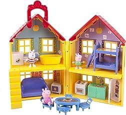 Peppa Pig Fisher-Price Peek N Surprise Playhouse - Multi Color