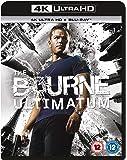 The Bourne Ultimatum  (4K UHD Blu-Ray + Blu-ray) [2007]