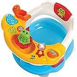 Vtech Aquasilla 2 en 1, silla de baño y panel de actividades, juguete para jugar dentro y fuera del agua, multicolor (80-5154