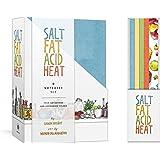 Salt, Fat, Acid, Heat Four-Notebook Set