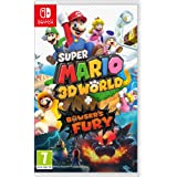Super Mario 3D World + Bowser's Fury Nintendo Switch Game