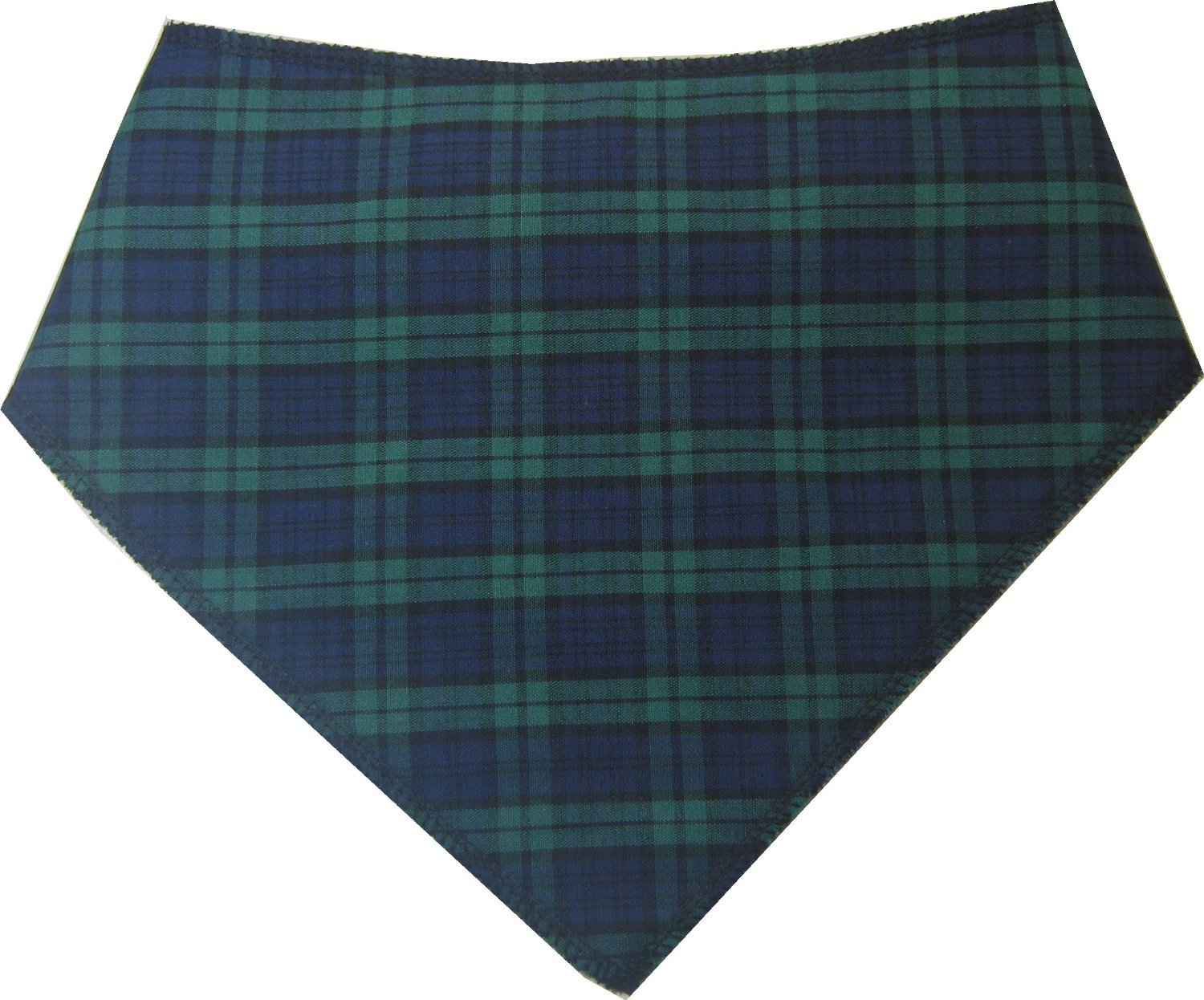 Spoilt Rotten Pets (S4 Blue Tartan Dog Bandana. Black Watch Kilting – Extra Large Size Generally Fits Rottweilers and St Bernard Sized Dogs. Neck Size 23″ to 28″ Gorgeous Range of Patterns & Colours.