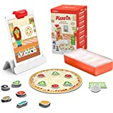 Osmo Starter Kit Pizza Co Coffret Complet-5 à 12 Ans-Compétences en Communication-et Base d'iPad mathématique Incluse, pour E