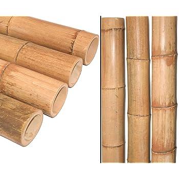 25 X Lange Bambusstabe Bambusstangen 182 Cm Lang 12 14 Mm Dick