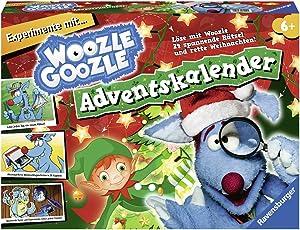Ravensburger Woozle Goozle 18999 Adventskalender 2018