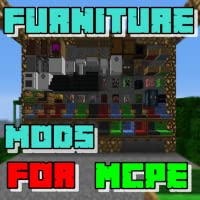 Furniture Mod PRO for MCPE and PE 2018