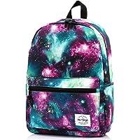 TRENDYMAX Galaxy-Rucksack für Schülerinnen & Schüler, strapazierfähige und niedliche Büchertasche mit 7 geräumigen…