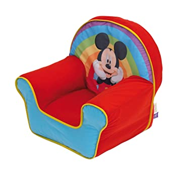 Disney Mickey Mouse Inflatable Chair For Kids