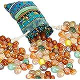 LOVEXIU Piedras Curativas Natural, Mixtas Piedras Preciosas Naturales 200g, Minerales y Piedras Preciosas, Piedras Semiprecio