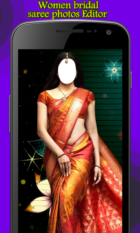 Women Bridal Saree Photo Editor: Amazon co uk: Appstore for