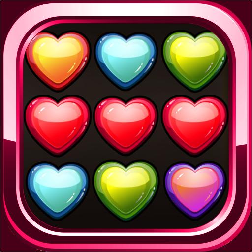 Valentine Hearts Slot Machine (Valentine-video-spiel)
