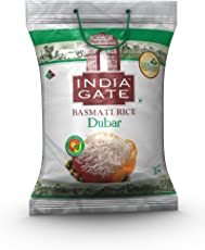 India Gate Basmati Rice, Dubar, 5kg