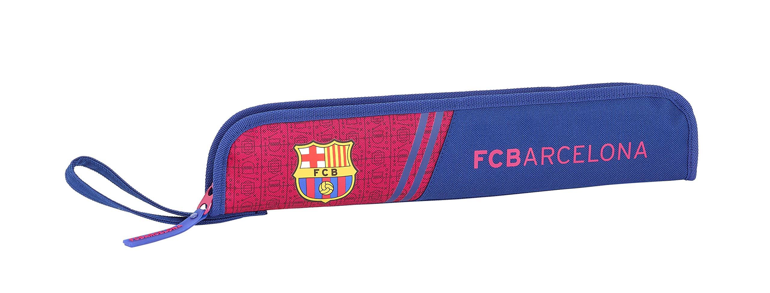 FC Barcelona Corporativa Oficial Portaflautas 370x20x80mm