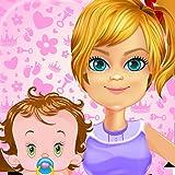niñera bebé cuidado locura