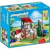 Playmobil Boîte de Lavage pour Chevaux, 6929