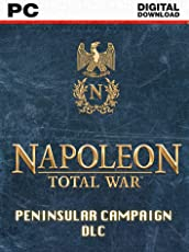 Napoleon : Total War - Peninsular Campaign DLC [PC Code - Steam]