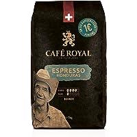 Café Royal Honduras Espresso Bohnenkaffee, Intensität 4/5, 1er Pack (1 x 1 kg)