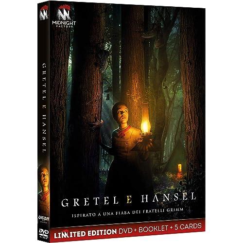 Gretel E Hansel (DVD + 5 Cards) (Limited Edition) ( DVD)