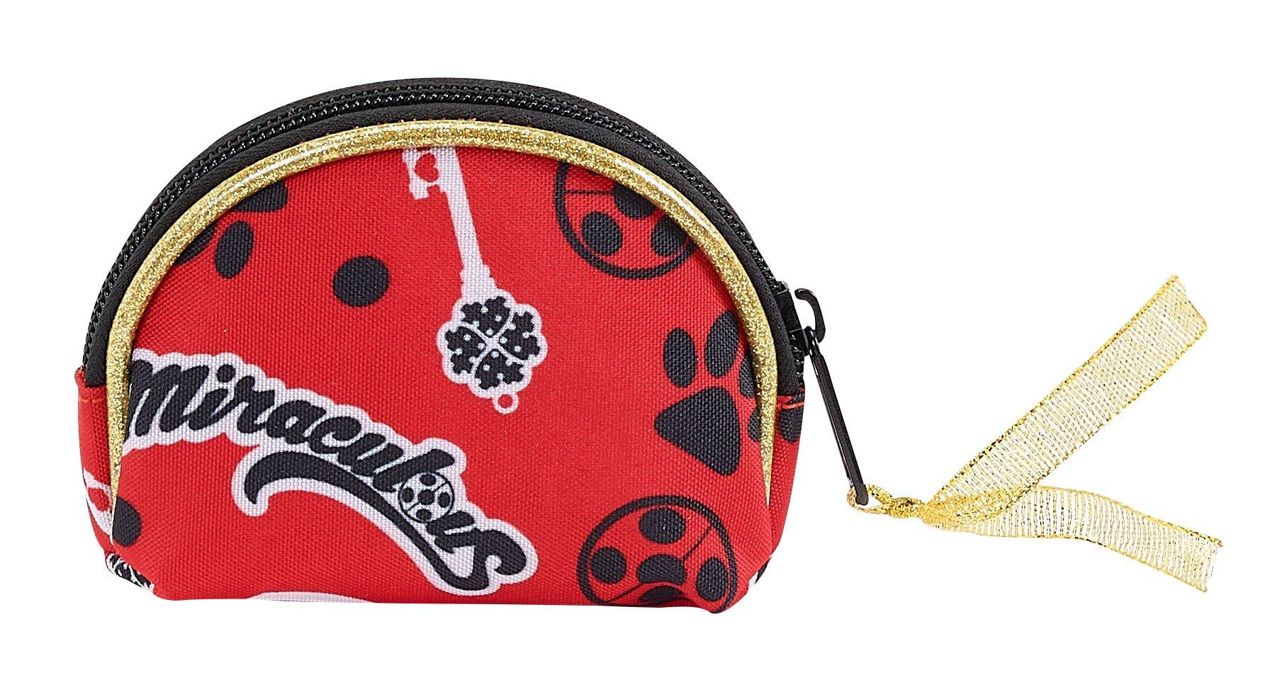 Safta Monedero Ladybug «Sparkle» Oficial 95x30x80mm