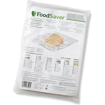FoodSaver 48 Sacchetti Termosigillabili 20x29 cm per Sigillatrice per Sottovuoto