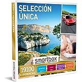 Smartbox - Caja Regalo Selección única - Idea de Regalo Original - 1 Estancia, Actividad de Bienestar, Aventura o Cena para 1