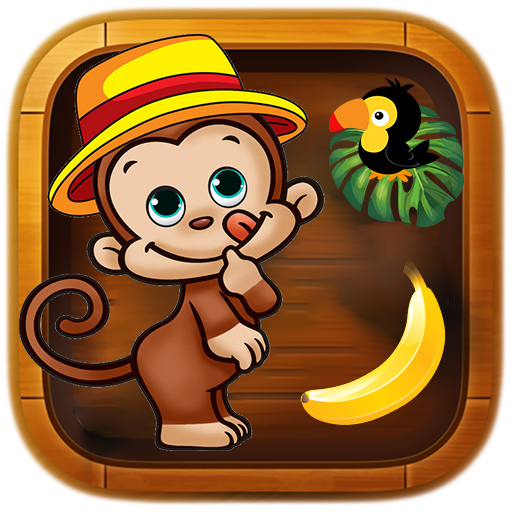 Banana Kong Adventure (Banana Blast)