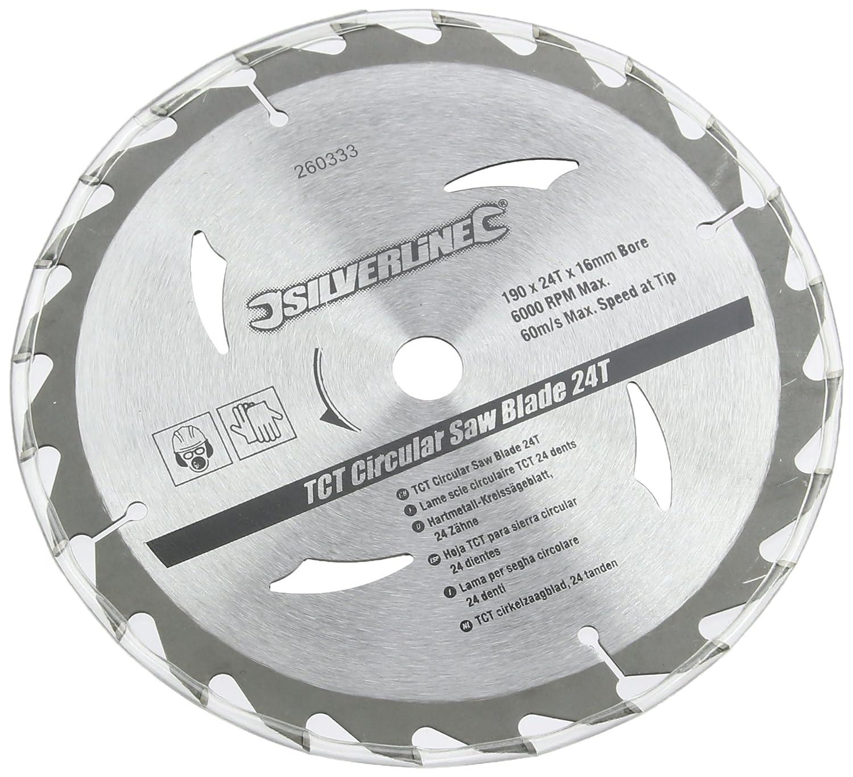 lame scie circulaire 185x20