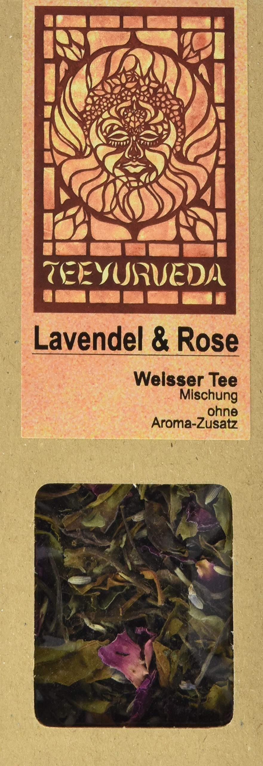 Teeyurveda-LavendelRose-weisser-Tee-mit-Blten-5er-Pack-5-x-35-g