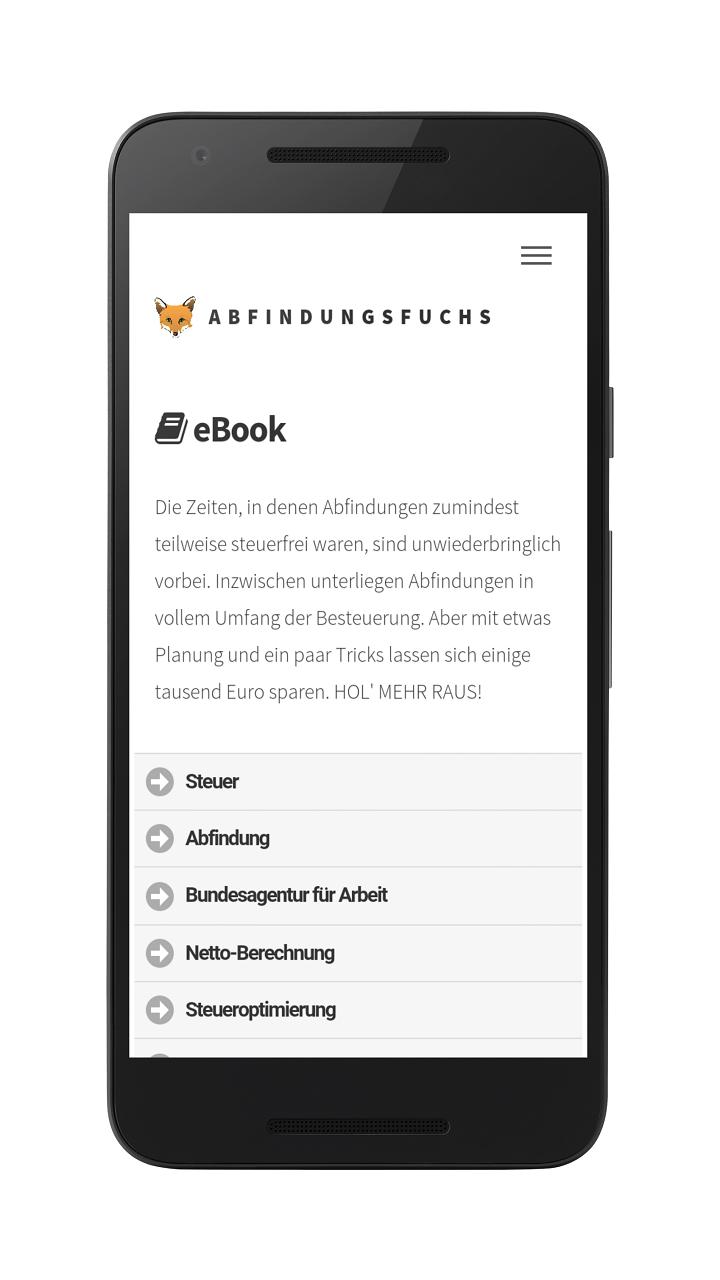 Abfindungsfuchs Mehr Netto Von Der Abfindung Amazonde Apps Für