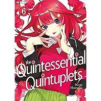 The quintessential quintuplets: 6