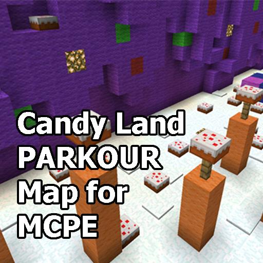 candy-land-parkour-mcpe-map