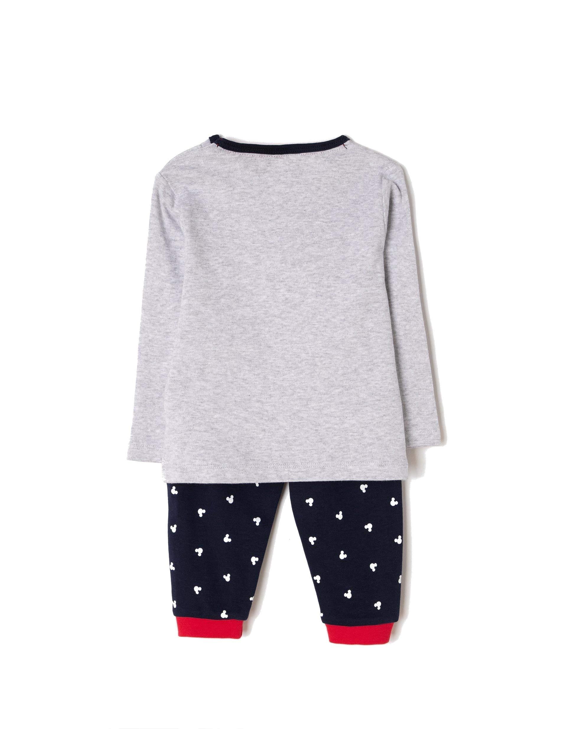 ZIPPY Mickey ZY Conjuntos de Pijama para Bebés 2