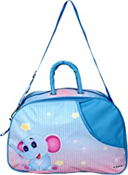 Vouch Diaper Baby Bag with Amazing Prints Elephant, Blue