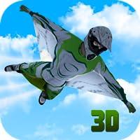 Wingsuit Skydiving Simulator