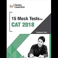 CAT 2018 -15 Mock Tests