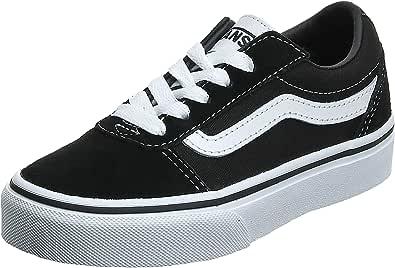 Vans Men's Ward Canvas Low-Top Sneakers