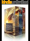 Schatz, Schwert & Zepter (Der Schatz der gläsernen Wächter, alle 3 Romane) (German Edition)
