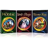 Lord Of The Rings / Hobbit / Return Of The King (3 Dvd) [Edizione: Stati Uniti] [USA]