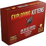 Exploding Kittens Asmodee - Gioco d'atmosfera, gioco di carte