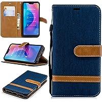 LODROC Cover Xiaomi Redmi 6Pro / Mi A2 Lite Flip Cover Custodia Protettiva Caso Libro in Pelle PU con Portafoglio…