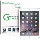 amFilm Glass Screen Protector for iPad 9.7 6th Gen, 5th Gen, iPad Pro 9.7, iPad Air, Air 2, Tempered Glass, Apple Pencil Comp