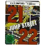 21 Jump Street & 22 Jump Street - Steelbook (+ Blu-ray) [4K Blu-ray]