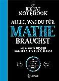Big Fat Notebook - Alles, was du für Mathe brauchst - Das geballte Wissen von der 5. bis zur 9. Klasse: Nachhilfe für Mathematik, Geometrie und vieles mehr